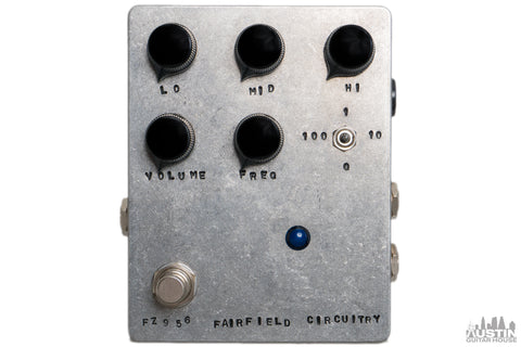 Four Eyes Crossover Fuzz