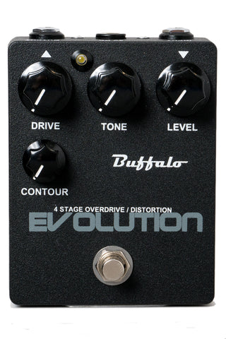 Evolution OD/Distortion