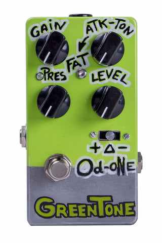Bullitt Od-oNe Green Tone LTD