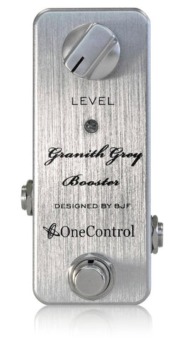 Granith Grey Booster - BJF Series FX