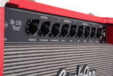 "Carol-Ann JB-100 ""Red"" Joe Bonamassa Limited Edition Head w/1x12 Cab"