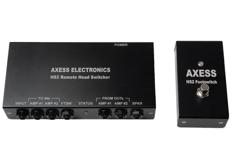 Axess HS-2 Head Switcher (USED)