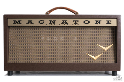 Magnatone Panoramic Stereo Head
