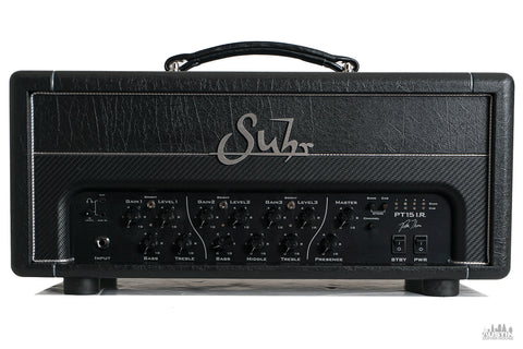 Suhr PT15 I.R. 15W Head w/Reactive Load and Impulse Responses