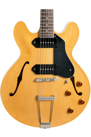 Collings I-30 LC Blonde w/Throbak P90's