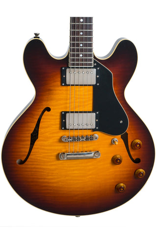 Collings I-35 LC Tobacco Burst Aged Finish