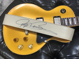 Gibson Custom Shop Joe Bonamassa Les Paul Limited Edition Aged Goldtop 205 of 250