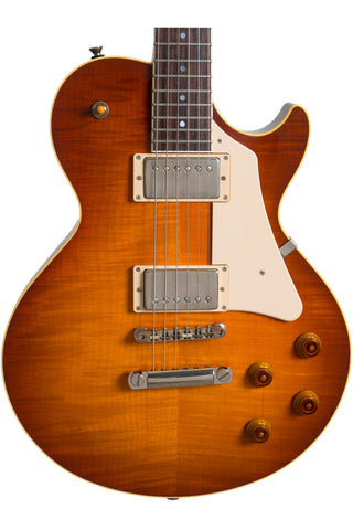 Collings CL Ice Tea Sunburst Aged Finish