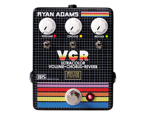 The VCR Ryan Adams Signature Pedal