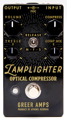Lamplighter Optical Compressor