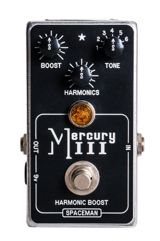 Spaceman Effects Mercury III Silver #2 of 80 (USED)
