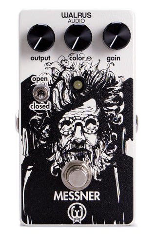 Messner Transparent Light-Overdrive