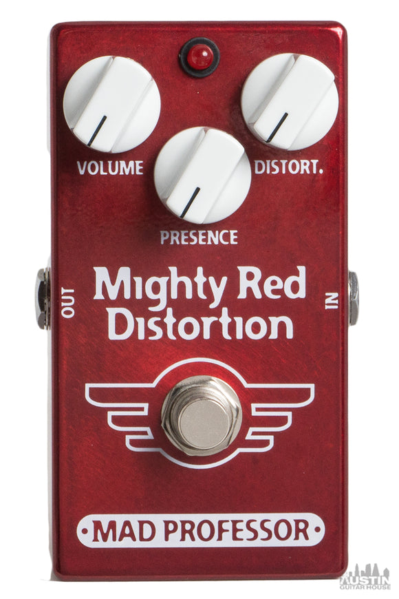Mad Professor Mighty Red Distortion PCB