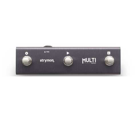 Strymon MultiSwitch Extended Control
