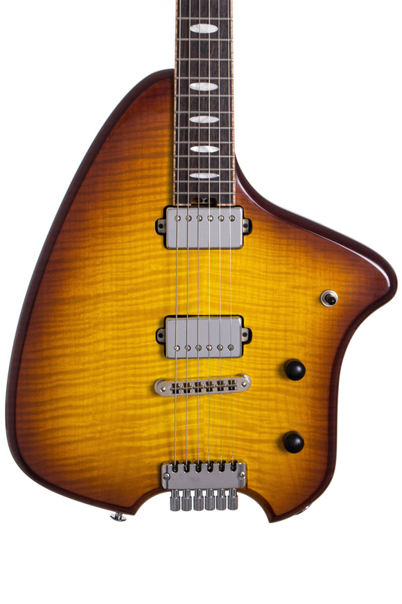 Forshage Orion Flame Maple Top
