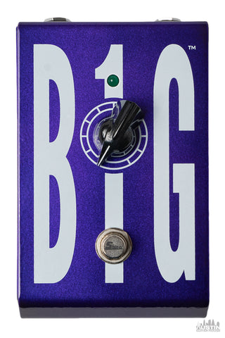 BIG 1 Gain Booster Hot Rod Purple