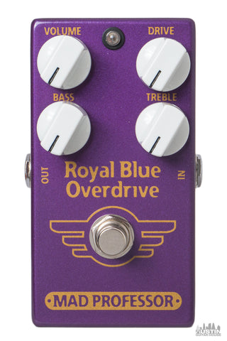 Royal Blue Overdrive PCB