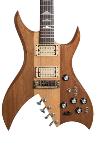 1980 BC Rich Bich 10 Maple/Koa (USED)