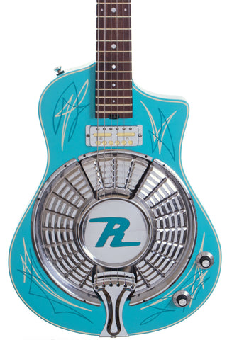 Asher Resosonic Rambler (Baby Blue)