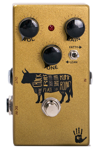 "Sacred Cow ""Gold Standard"" Overdrive"