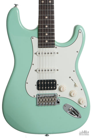 Suhr Classic S Surf Green HSS