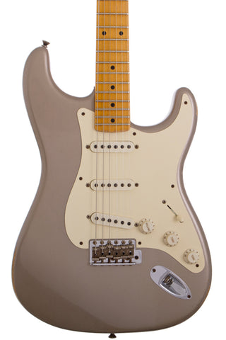Fender Custom Shop 1956 Stratocaster Shoreline Gold Relic