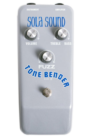 Color Sound / Sola Sound D*A*M Tone Bender MKIV