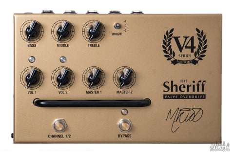 Victory Amps | V4 The Sheriff
