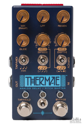 Thermae Analog Delay / Pitch Shifter