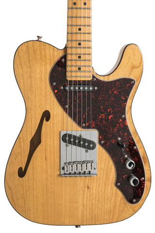 1998 Fender American Standard Thinline Telecaster (Natural)