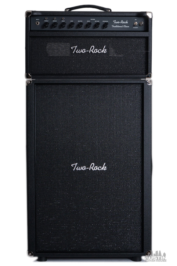 Two-Rock Traditional Clean Head 100/50 watt & 2x12 Cabinet