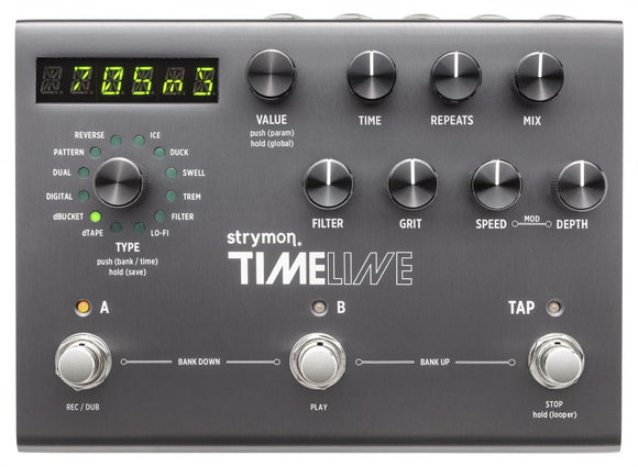 Strymon TimeLine Multidimensional Delay