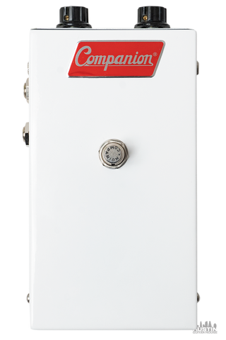 Companion FY-2 Fuzz Woodstock White
