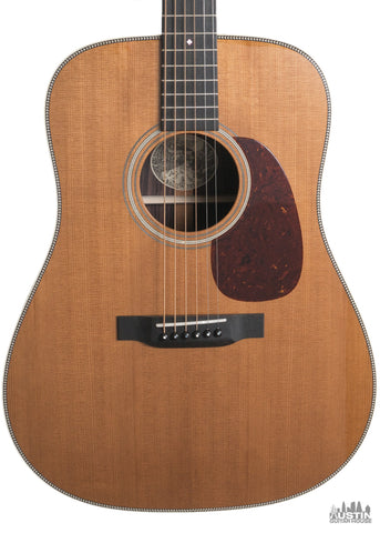 Collings D2H Baked Sitka Spruce Top