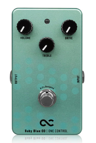 Baby Blue Overdrive BJFe Series