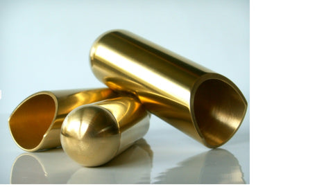 Brass Balltip Guitar Slide
