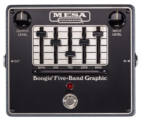 Boogie® Five-Band Graphic