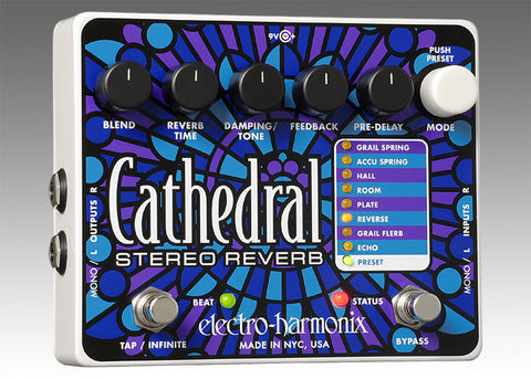 Cathedral | Stereo Reverb