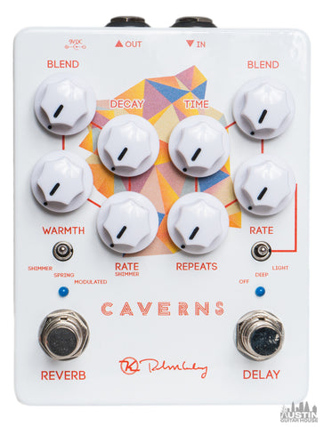 Keeley Caverns Delay and Reverb V2
