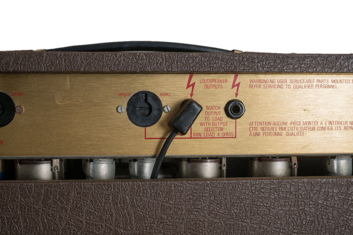 Vintage Magnatone Amplifier Schematic Marshall 4140 Club And Country 2x12 Combo Used Austin Guitar House