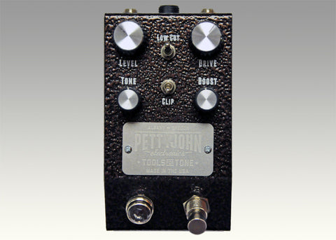 Chime Pedal