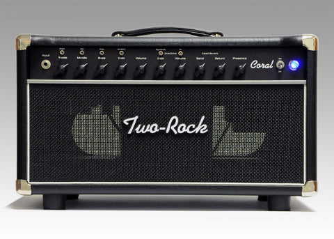 Two-Rock Coral 50W Head