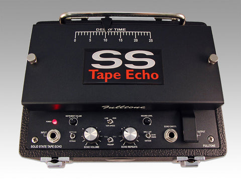 Custom Shop Solid State Tape Echo (Available for Order)