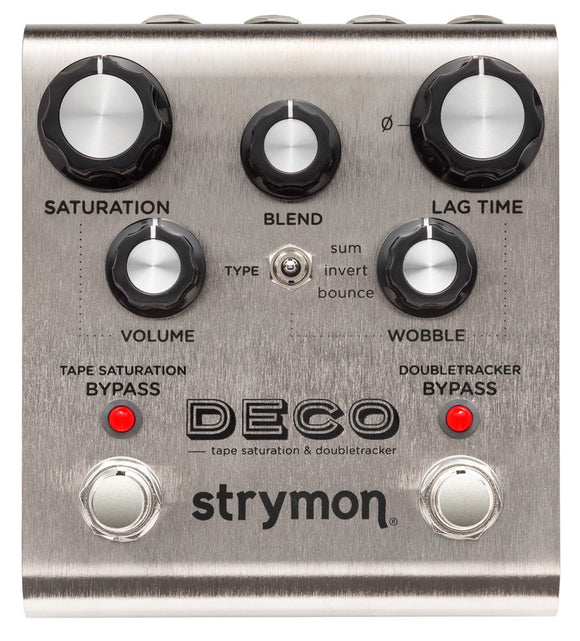 Strymon Deco Tape Saturation/Doubletracker