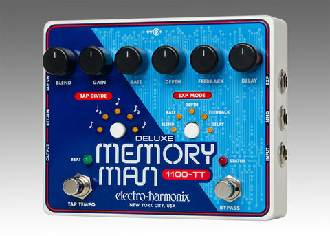 Deluxe Memory Man 1100-TT | Analog Delay