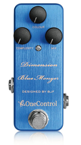 Dimension Blue Monger - BJF Series FX