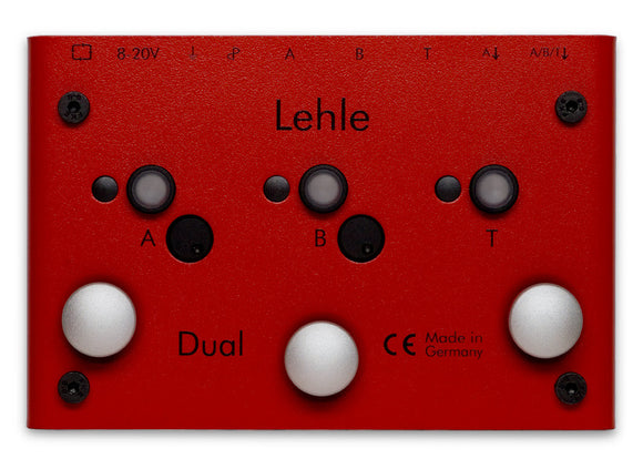 Dual SGoS Programmable Switcher