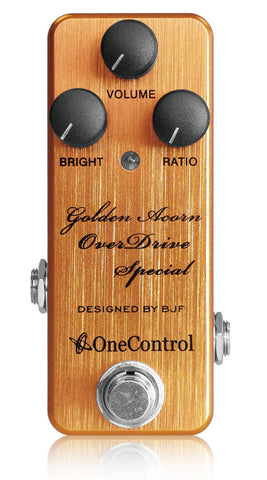 Golden Acorn Overdrive - BJF Series FX