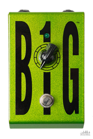 BIG 1 Gain Booster Radioactive Toxic Green