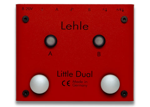 Little Dual Amp Switcher